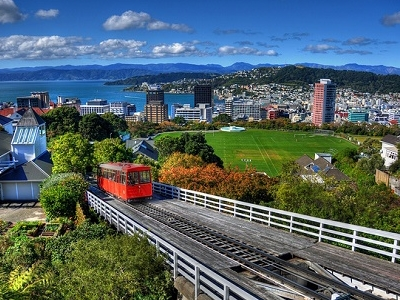Wellington City & Cable Car NZ