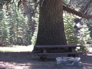 Wells Campground Cabañas