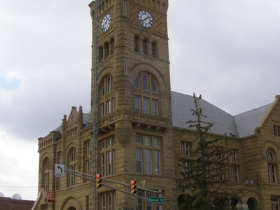 Wells County Courthouse