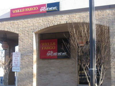 Wells  Fargo  Bank In  Floresville