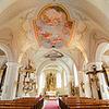 Wenns Pfarrkirche-Interior
