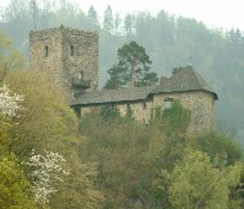Werfenstein Castle