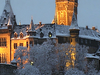 Wernigerode Castle Winter