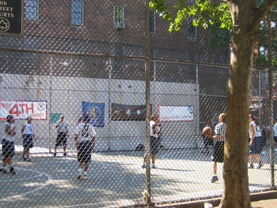 West Fourth Street Courts