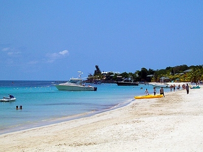 West Bay Beach - Honduras