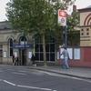 West Brompton Station Entrance