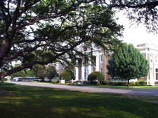 West Carroll Court House