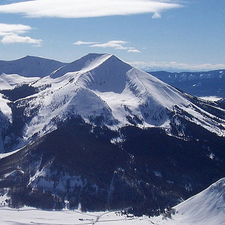 West Elk Mountains
