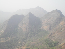 Western Ghats From Hart Point - Matheran - Maharashtra - India