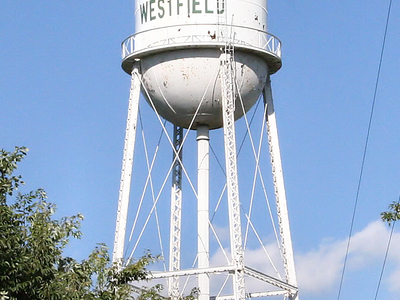 Westfield  Indiana  Water  Tower