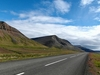 West Fjords Landscape In Iceland