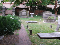 Westminster Hall y Burying Ground