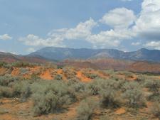 West Of I-15 Near Leeds, Utah