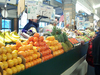West Side Market Fruit Stall