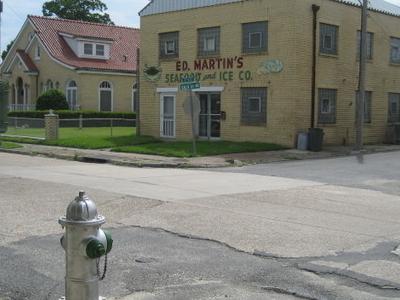 Westwego Ed Martins Hydrant