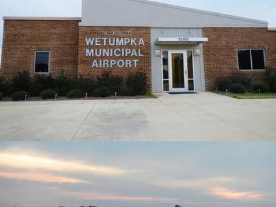 Wetumpka  Alabama  Municipal  Airport