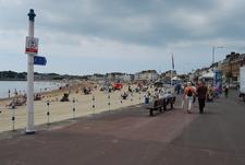 View Of Weymouth Beach