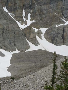 Wheeler Peak Rock Glacier