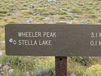 Wheeler Peak Trail