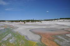 Whirligig Geyser - Yellowstone - USA