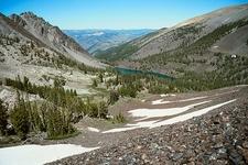 White Cloud Peaks & Crater Lake ID