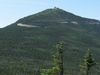 Whiteface Mountain As Seen From Esther Mountain
