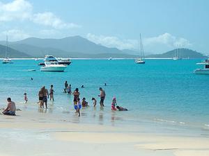 Whitehaven Beach and Hamilton Island Cruise Photos