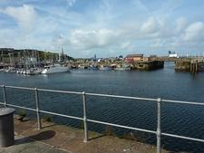 Whitehaven Harbour View UK Cumbria