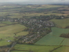 Whiteparish From The Air Looking NW