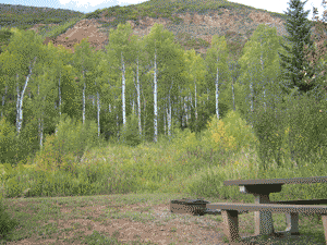 White River North Fork Campground