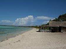White Sand Beach In Cayo Coco