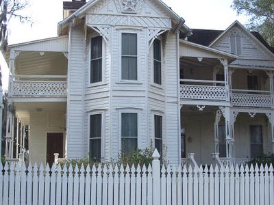 White  Springs  Hist  Dist  Adams  House