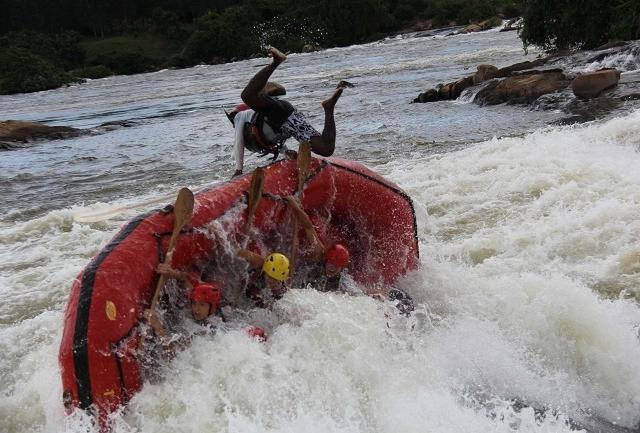 22 Days All Around Uganda Photos
