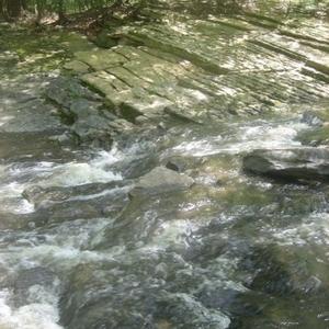 Wickecheoke Creek
