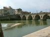 Vidourle And The Roman Bridge