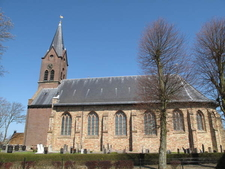 Wijnaldum Church