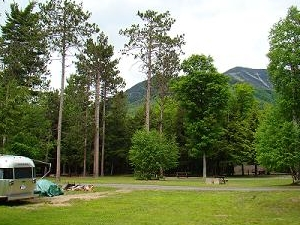 Wilmington Notch Campground