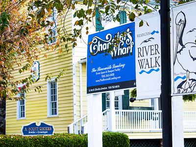 Wilmington River Walk - North Carolina NC
