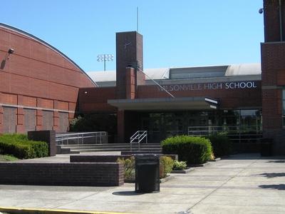 Wilsonville  High  School  Oregon