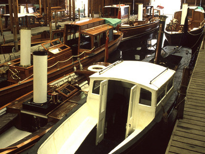 Windermere Steamboat Museum