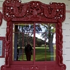 Window Frame @ Cape Reinga - Northland NZ