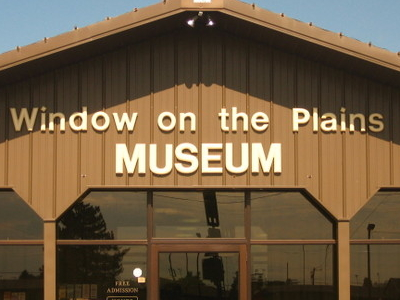 Window On The  Plains  Museum