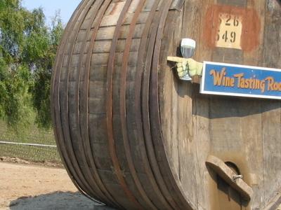 Wine Tasting Marker  Salinas  Valley Ca