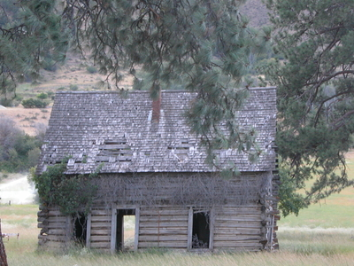 Winthrop  Cabin