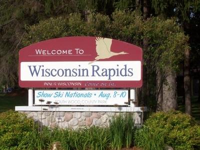 Wisconsin Rapids Sign