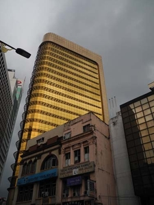 Wisma Building And Old Market Square