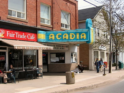 Wolfville Canada