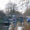Wolvercote Canal Near Plough Inn