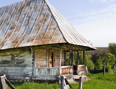 Wooden Church In Slavuta
