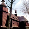 Wooden Churches In Bierdzany
